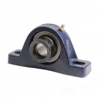 NP2-1/2DEC RHP Pillow Block Housed Bearing Unit - 2 1/2'' Shaft